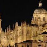 Horario concierto a dos órganos Catedral Salamanca 2019