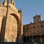 Horarios visitas terraza Convento San Esteban Salamanca 2019