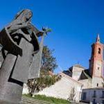 Celebración 50 aniversario de Santa Teresa Alba de Tormes septiembre 2020