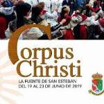 Fiestas Corpus 2019 en La Fuente de San Esteban