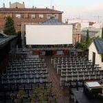 Cine al aire libre de verano Santa Marta 2020