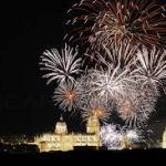 Horario Fuegos Artificiales Salamanca Junio 2019