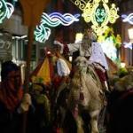 Cabalgata de Reyes Magos Zamora 2020