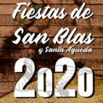 Fiestas San Blas y Águedas Castellanos de Moriscos 2020