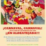 Carnaval en Aldeatejada 2020