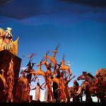 Cancelado el Rey León y el musical Anastasia 2020