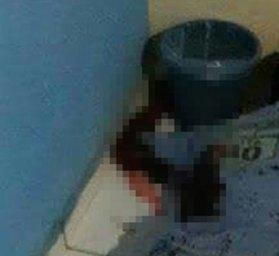Vítima foi atingida por pelo menos um tiro no braço esquerdo | Foto: Leitor do Notícias de Santaluz