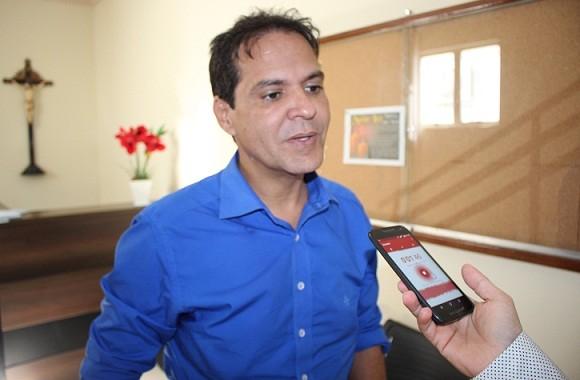O presidente da UPB, Eures Ribeiro | Foto: Blog do Marcos Frahm