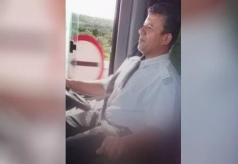 Motorista de ônibus Agnaldo de Assis Fernandes Cardoso foi morto em Anápolis | Foto: Reprodução/TV Anhanguera