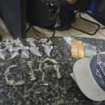 AÇÕES POLICIAIS – PM detém três com maconha e cocaína em São Pedro da Aldeia