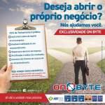 ON BYTE SÃO PEDRO DA ALDEIA – Deseja abrir o próprio negócio?