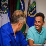 POLÍTICA – Prefeito Cláudio Chumbinho reúne secretariado e traça diretrizes