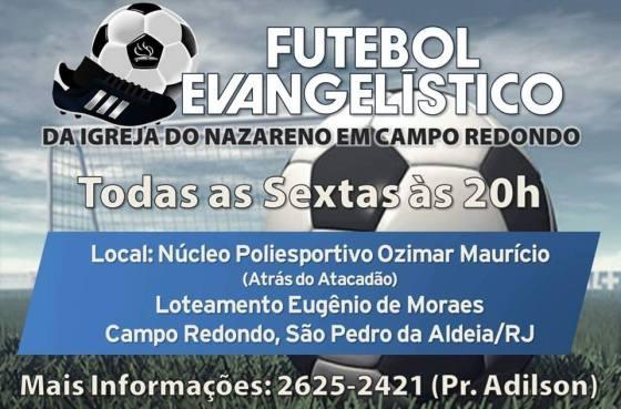 Futebol Evangélico