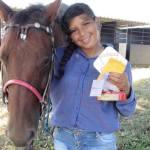 ESPORTE – Amazona Aldeense conquista o terceiro lugar em Macaé na 4ª etapa do XXX Campeonato de Cavalos Quarto de Milha