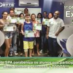 ON BYTE SÃO PEDRO DA ALDEIA – Finalizada a 1ª Oficina de Excel na On Byte, São Pedro da Aldeia