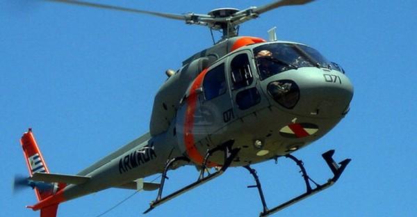 aeronave Esquilo UH-12 - 13