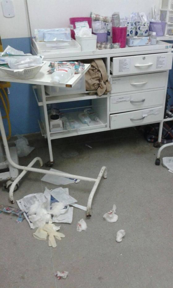 depredaram Hospital do Jardim Esperança1