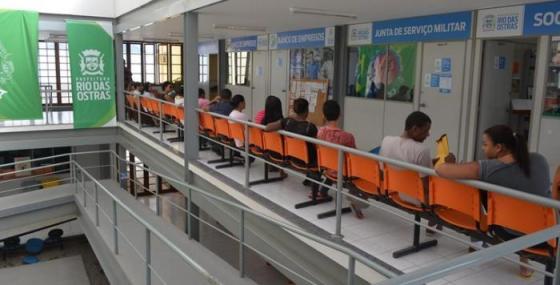 Banco de Empregos de Rio das Ostras,