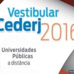 SÃO PEDRO DA ALDEIA – Cederj abre inscrição para vestibular com vagas em São Pedro da Aldeia