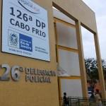AÇÕES POLICIAIS – Jovem é preso com cocaína no segundo distrito de Cabo Frio