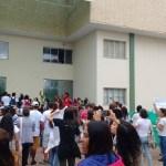 EDUCAÇÃO – Professores protestam e iniciam paralisação de 72h em Cabo Frio