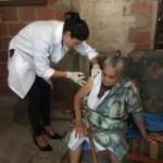 SAÚDE – São Pedro da Aldeia realiza vacinação domiciliar contra H1N1