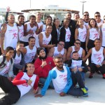ESPORTE – Caminha Cabo Frio movimenta manhã esportiva na Praia do Forte
