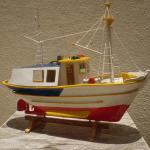 CULTURA – Exposição diversificada de José Carlos Moraes apresenta  pintura, desenho, escultura e modelismo naval na Casa  de Cultura