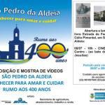 """CULTURA – CINE ESTAÇÃO recebe a Exposição """"São Pedro da Aldeia Conhecer para Amar e Cuidar Rumo aos 400 Anos"""""""