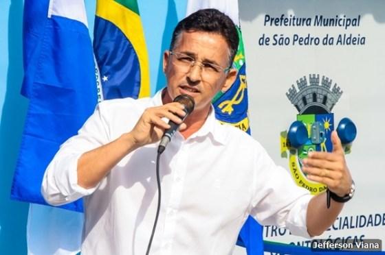 novas sedes do Centro de Especialidades Odontológicas Dr. Maninho Milagres (CEO) e da Farmácia Municipal 4