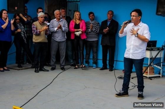 novas sedes do Centro de Especialidades Odontológicas Dr. Maninho Milagres (CEO) e da Farmácia Municipal 44