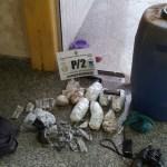 AÇÕES POLICIAIS – Drogas são encontradas em mata do bairro Colinas, em São Pedro da Aldeia