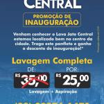 LAVA JATO CENTRAL – Inaugurado nesta segunda (4) o Lava Jato Central, em Cabo Frio