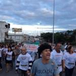 CABO FRIO – Professores de Cabo Frio fecham Ponte Wilson Mendes em protesto