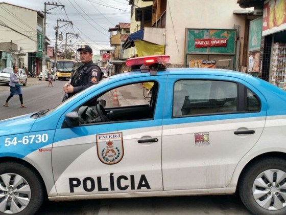 Policiamento foi reforçado em Cabo Frio