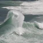 ALERTA DE RESSACA – Capitania alerta para ressaca até quarta com ondas de até 3 metros