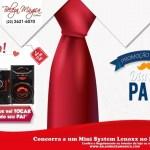"""SALÃO BELEZA MÁGICA COIFFEUR – Promoção """"Que vai tocar no Coração do seu Pai"""""""
