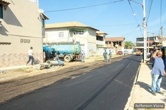 pavimenta ruas no Campo Redondo1