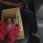 AÇÕES POLICIAIS – Polícia diz ter identificado mãe que abandonou bebê em rua de Maricá