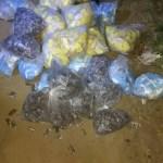 AÇÕES POLICIAIS – Polícia apreende cocaína, maconha e pistola em São Pedro da Aldeia