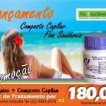 FIOS SAUDÁVEIS BULBO E RAIZ – Promoção de Lançamento do Composto Capilar Fios Saudáveis Bulbo e Raiz