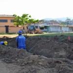 SÃO PEDRO DA ALDEIA – Novo sistema de coleta de esgoto é implantado em São Pedro da Aldeia