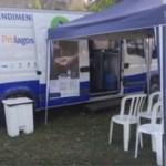 SÃO PEDRO DA ALDEIA – Bairro Praia Linda recebe Van do Atendimento Itinerante da Prolagos