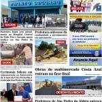 JORNAL NOTÍCIAS DE SÃO PEDRO DA ALDEIA EDIÇÃO AGOSTO 2016
