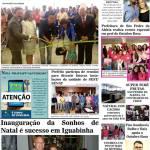 JORNAL NOTÍCIAS DE SÃO PEDRO DA ALDEIA EDIÇÃO OUTUBRO 2016
