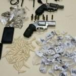 AÇÕES POLICIAIS – Onze pessoas são detidas em Rio das Ostras com armas e drogas