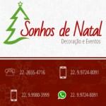 SONHOS DE NATAL – Proximidade do Natal esquenta vendas de artigos natalinos na Região dos Lagos