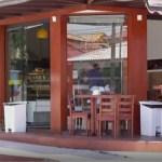 Imagens de câmeras de segurança podem ajudar na identificação dos dois suspeitos de invadirem casa e assaltam empresário de São Pedro da Aldeia