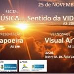 SÃO PEDRO DA ALDEIA – Escola de Artes aldeense apresenta espetáculo de encerramento no Teatro Municipal