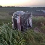 ACIDENTE – Italiano morre em acidente durante perseguição a suspeito de roubo